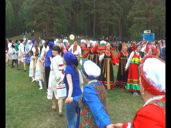 Фестиваль Русский хоровод