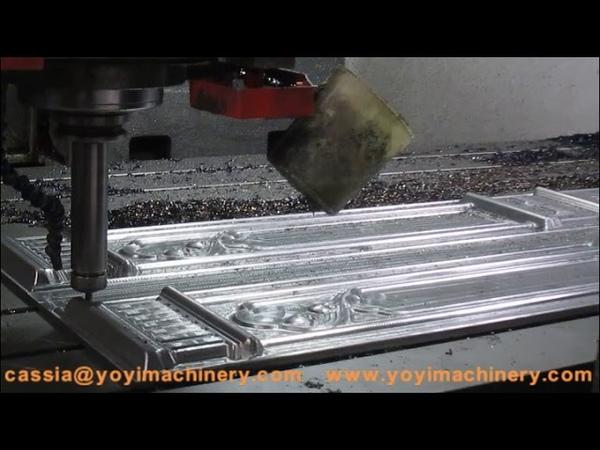 Door embossing dies door skin press mold