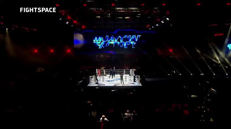 в декабре 2018 года произошел бой по таскому боксу советую посмотреть