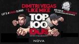 Dimitri Vegas &amp Like Mike, Tujamo &amp Felguk - Nova (Original Mix) (Podcast Rip)