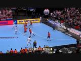 Spanjolska - Hrvatska 19-23 (10-13), Posljednjih 8 minuta (WC GERDEN 2019), 17.01.2019. HD