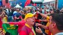 Бразильцы зажигают под Арбенину. Мексиканцы и Мароканцы на Невском. Fan Festival FIFA 2018 SPb