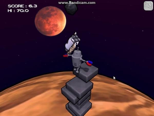 Jump In Space   Геймплэй 2