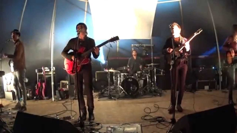 The Hot Sprockets Live @ Vantastival 2014 (full gig) HD