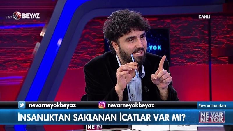 Türkiyede kimsenin bilmediği teknolojiler var Ömer Çelakıl