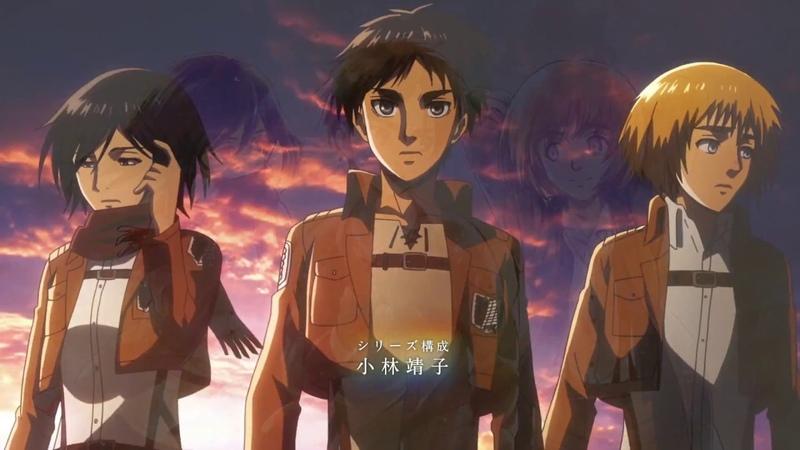 Shingeki no Kyojin Season 3 OP進撃の巨人 Season 3 OP