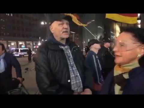 BÄRGIDA - Abschlusskundgebung gegen den Migrationspakt am Potsdamer Platz (05.11.2018)