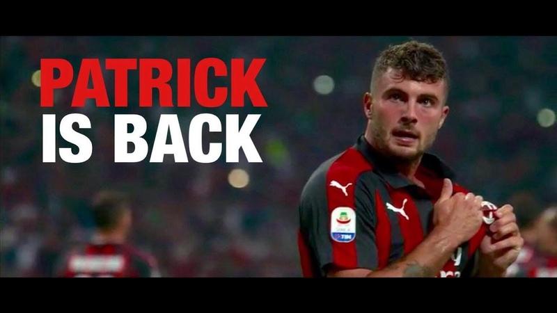 Milan-Roma 2-1: Patrick is back