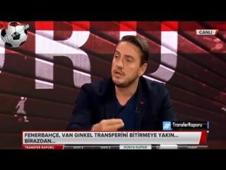 Transfer Raporu 24 Haziran 2018 Galatasaray, Fenerbahçe, Beşiktaş Yorumları