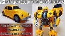 Transformers Power Charge MOVIE Bumblebee Review! Bert the Stormtrooper Reviews!