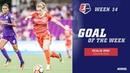 Week 14 Goal of the Week   Kealia Ohai, Houston Dash   NWSL 2018