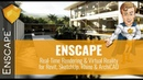 Enscape - Real-Time Rendering Virtual Reality for Revit, SketchUp, Rhino ArchiCAD