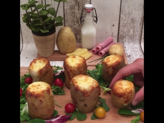 Pomme de terre surprise!