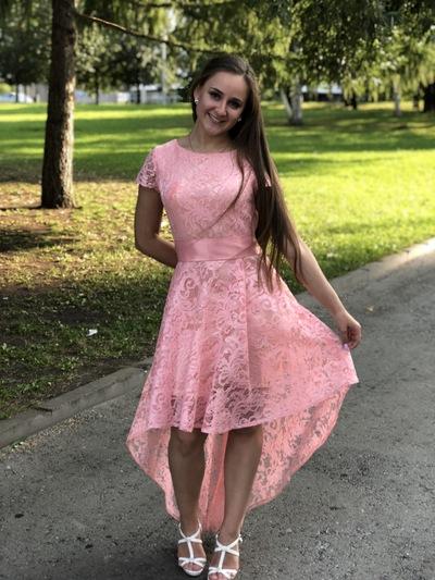 Анна Копосова