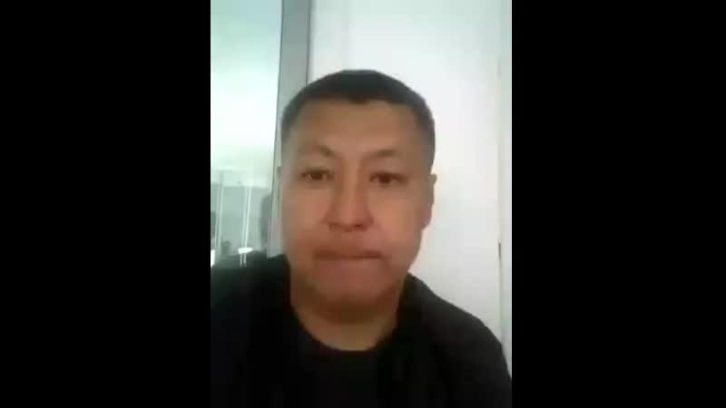 Дулат Агадил басынан откен репрессия жайлы Видео жалғасы осыдан бурын жарияланды 17 06 2019 Астана mp4