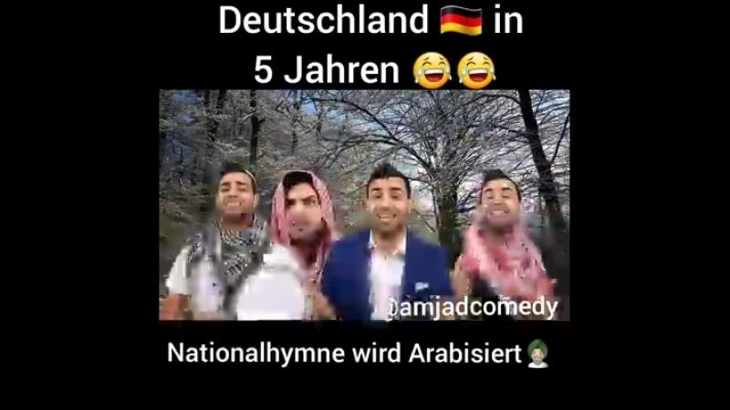 Satire Deutschland in 5 Jahren