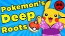 The Myths of Pokemon's Origin Culture Shock Pokemon