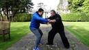 When Wing Chun Meets Zhong Xin Dao I Liq Chuan by Sifu Leo and Sifu Sam Chin 中心道:Sam Chin師傅 訪問及示範
