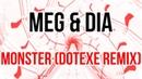 Audiosurf Meg Dia - Monster DotEXE Remix