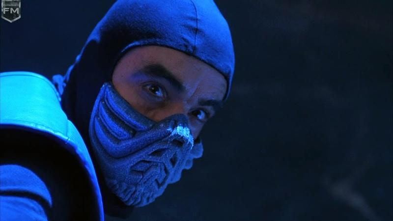 Liu Kang vs Kitana Sub Zero Mortal Kombat