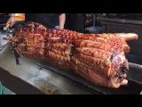 EPIC Whole Pig BBQ - Roast Pig - Roast Pork Sandwich - BBQ HOG - Borough market