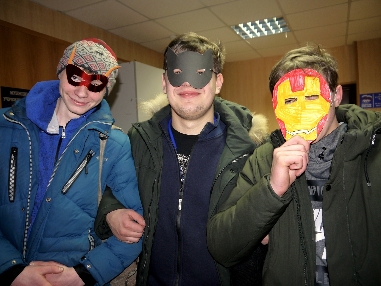 День российского студенчества в Белово. 23 января 2019 г