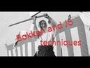 Morihei Ueshiba Bokken 木剣 and Jo 杖 techniques