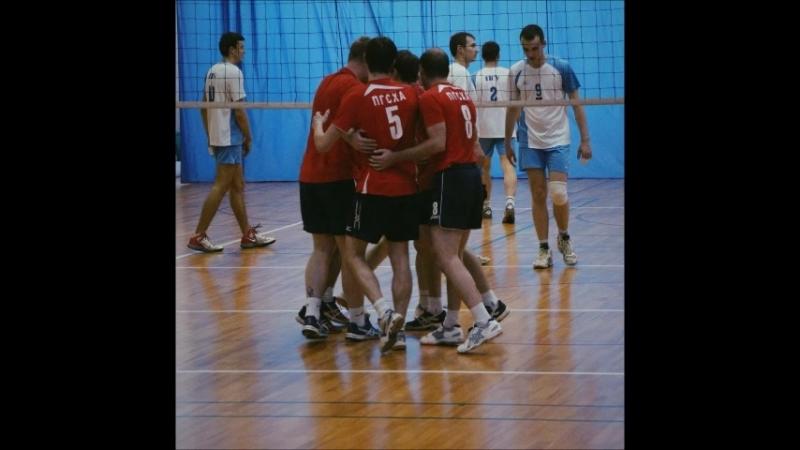 Мужская волейбольная команда Пензенского ГАУ