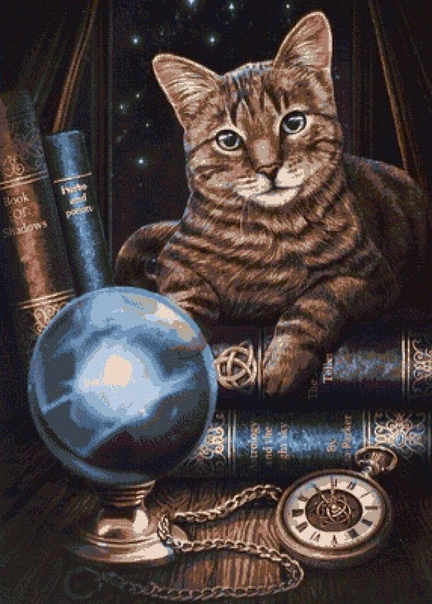 ОБЕД С КОТОМ (Пьеса для троих) Волшебник- неизвестного возраста. Кот неизвестного возраста. Некрономикон черт его знает сколько лет Светлая, большая комната залитая солнцем. Надо вам сказать,
