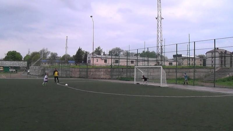 Полуфинал 2006 г.р. Гагры - ФК Вертикаль Серия пенальти