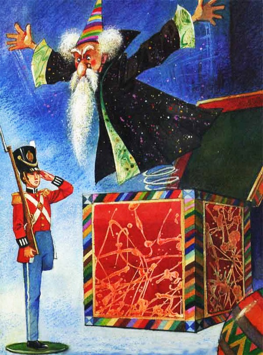 Картинки стойкий оловянный солдатик
