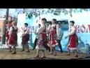 Русский народный танец на масленицу