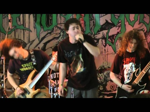 Party Cannon - Live Nice To Eat You Deathfest 2014