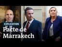 Le pacte de Marrakech en trois intox
