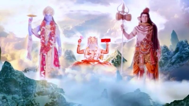 ШаниДэв - Triada theme (Триада Богов_ Вишну, Брахма, Шива)