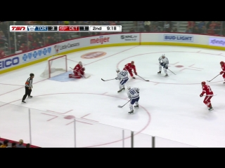 Nhl 2018-2019 / rs / 11.10.2018 / toronto maple leafs vs detroit red wings