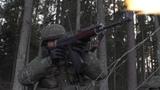 NATO Soldiers Use Various Assault Rifles During Combat Training vz. 58, CZ 805, M4, G36 &amp Dragunov