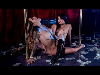 Karmen Karma, Sabina Rouge (Stripping Rivalry / ) Lesbian, Big Tits, 1080p