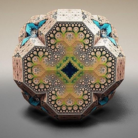 Fractales Fabergé