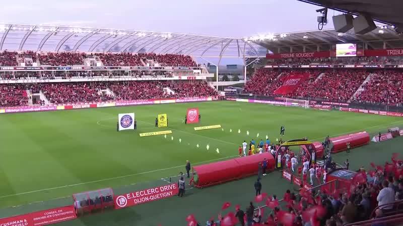 Ligue 1 Видеообзор матча Дижон 2 1 Тулуза 38 й тур 24 05 2019г Сезон 2018 2019
