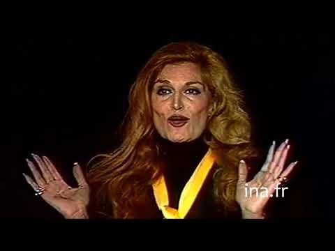 Dalida Comme Disait Mistinguett Archive INA