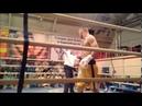 Профессиональный бокс. Нокаут в поединке Евгения Терентьева против Карена Аветисяна