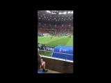 Мой прямой эфир со стадиона! Бельгия - Япония!