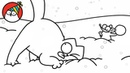 Winter Games A Christmas Special Simon's Cat SHORT 88