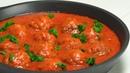 Тефтели в томатном соусе Рецепт от Всегда Вкусно