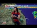 Florida Meteorologist Solves Rubiks Cube During Weather Forecast