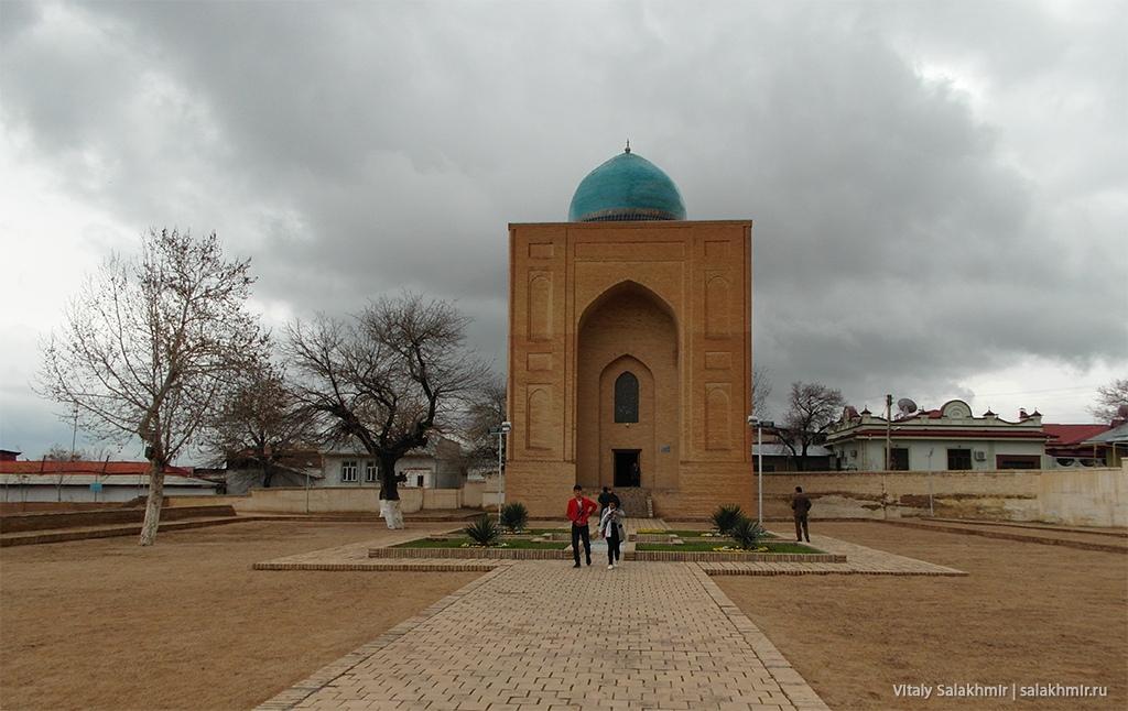 Мавзолей Биби-Ханум, Узбекистан, Самарканд 2019
