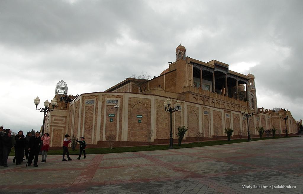 Мечеть Хазрет-Хызр, Самарканд 2019