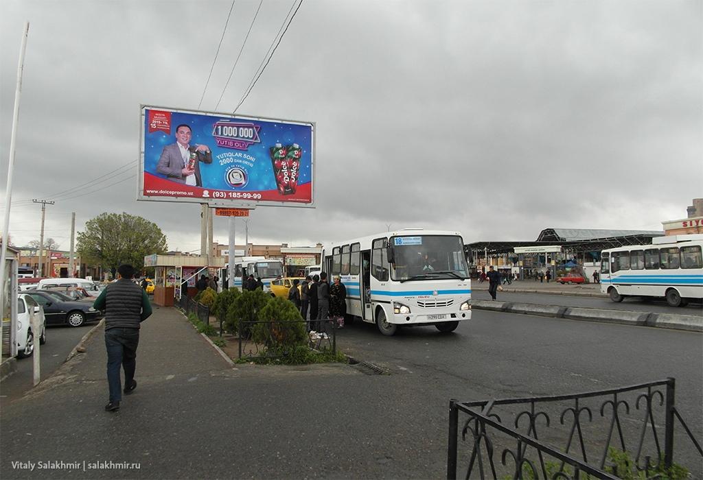 Погода в Самарканде, Узбекистан 2019