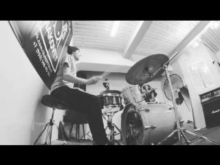 Занимаемся🥁 #drums #bariki #mapexdrums #vicfirthsticks #evans #zildjian #drumercaver #грув #школабарабанов #барабанщик #барабаны